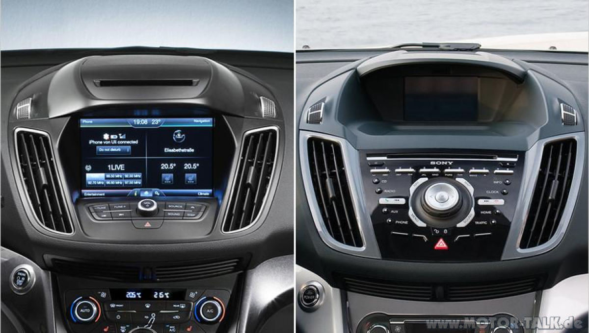 Replace Radio Entertainment System Ford C Max Forum