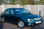 Rover 75 2.5V6 Connie
